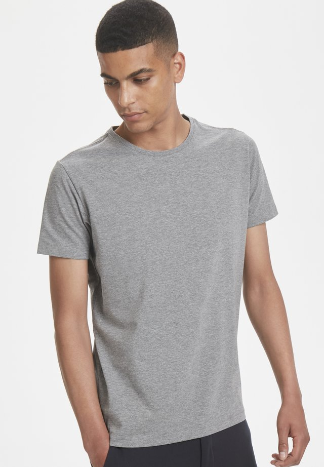 JERMALINK - T-shirt basic - grey