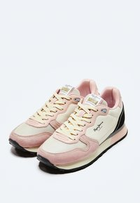 Pepe Jeans - DOVER BASS - Trainers - face - 2