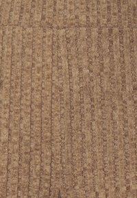 Herrlicher - CIEL BRUSHED  - Trousers - camel melange - 6