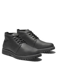 Timberland - JACKSON'S LANDING - Lace-up ankle boots - black full grain - 2