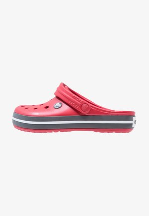 CROCBAND UNISEX - Træsko - red