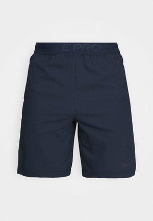 FLEX VENT MAX SHORT - Pantalón corto de deporte - obsidian/black