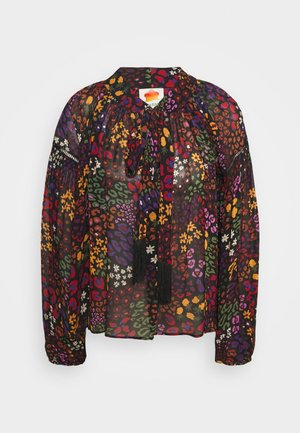 WILD MIX BLOUSE - Long sleeved top - multi