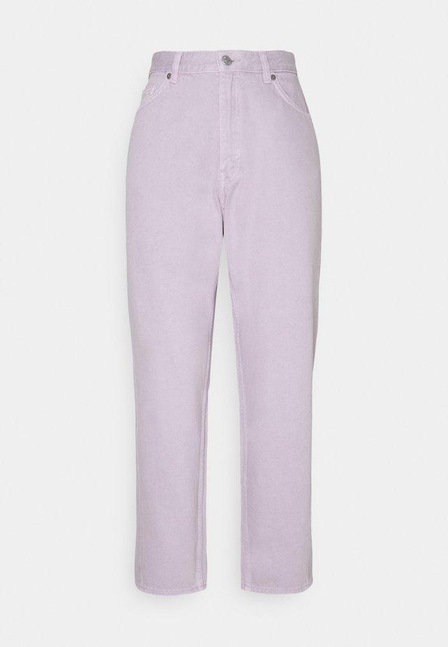 KYO - Džíny Straight Fit - purple