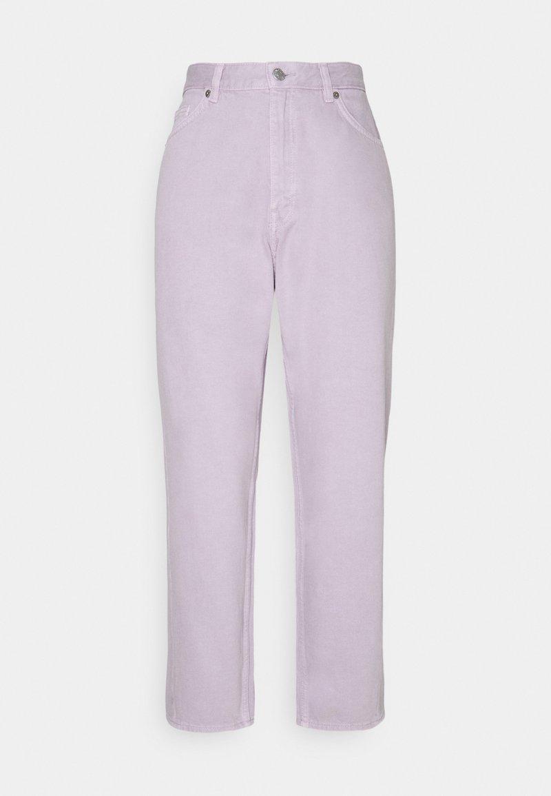 Monki - KYO - Jean droit - purple