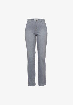 STYLE MARY - Jean slim - used light grey