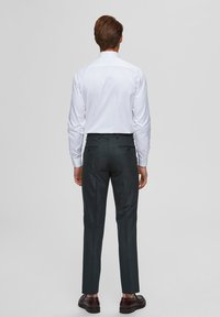Selected Homme - SLIM FIT - Suit trousers - dark green - 2