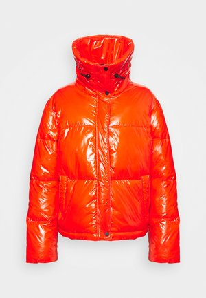 FARY - Winter jacket - bright red