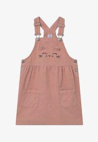 Lindex - MINI DRESS MAGGIE - Denní šaty - dusty pink - 2