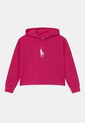 Hoodie - sport pink