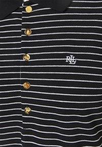 Lauren Ralph Lauren - ATHLEISURE - Polo shirt - black/white - 6