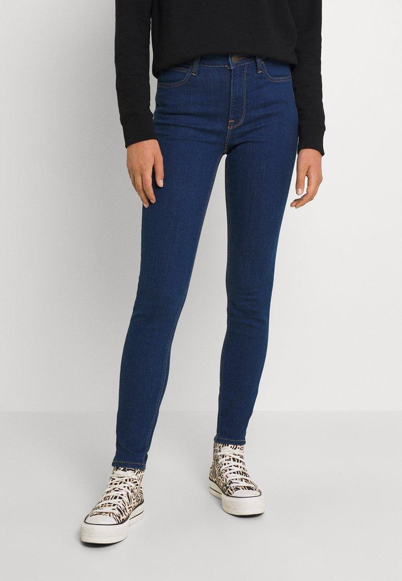 Lee - SCARLETT HIGH - Jeans Skinny - vintage ayla