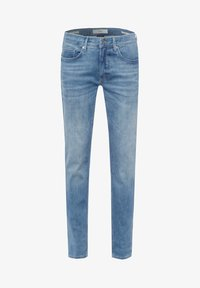 BRAX - STYLE CHRIS - Slim fit jeans - glory blue used - 5