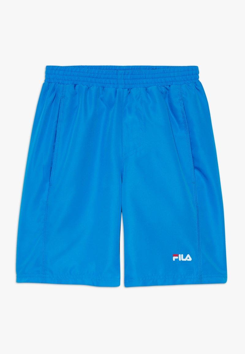 Fila - SVEN KIDS - Sports shorts - simply blue