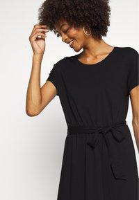 comma casual identity - Jersey dress - black - 4