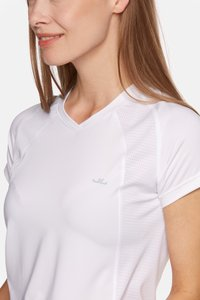 Jeff Green - ELLA - Print T-shirt - white - 3