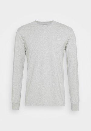 WIND LONGSLEEVE - Long sleeved top - light grey melange