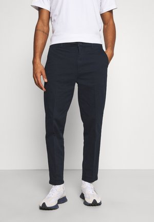 TIEN BUZZ PANT - Chinos - navy