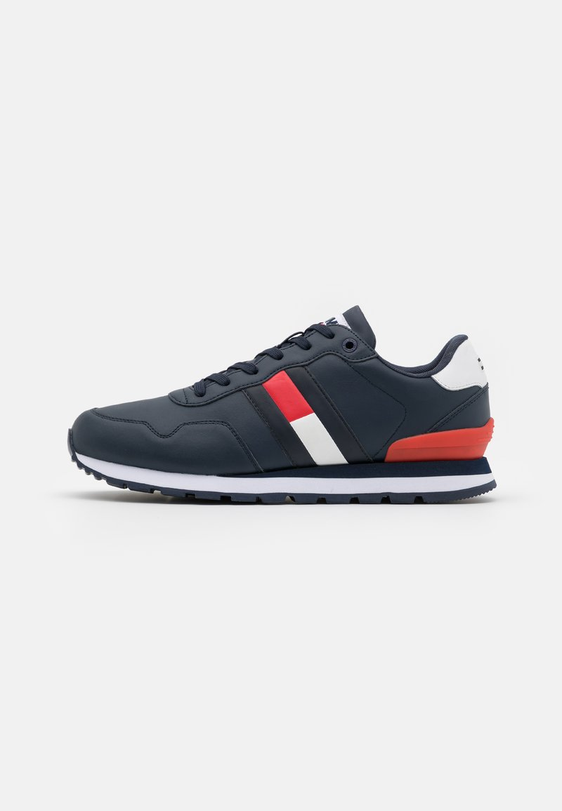 Tommy Jeans - LIFESTYLE  RUNNER - Trainers - twilight navy