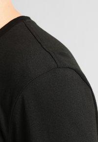 Lacoste Sport - Funkční triko - black - 4