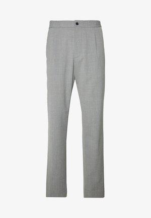 SASHA EVO TANGLED - Chino kalhoty - stone grey