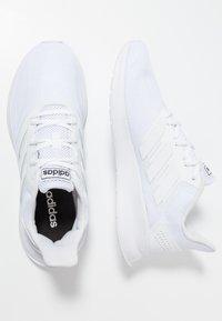adidas Performance - RUNFALCON - Juoksukenkä/neutraalit - footwear white - 1