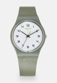 Swatch - ISIKHATHI - Reloj - matte green - 0