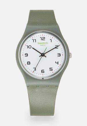 ISIKHATHI - Watch - matte green