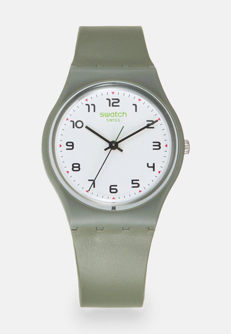 Swatch - ISIKHATHI - Reloj - matte green
