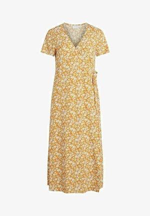 Maxi dress - mellow yellow