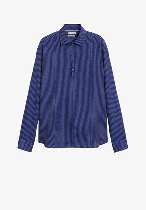 TRIPE-I - Shirt - dunkles marineblau
