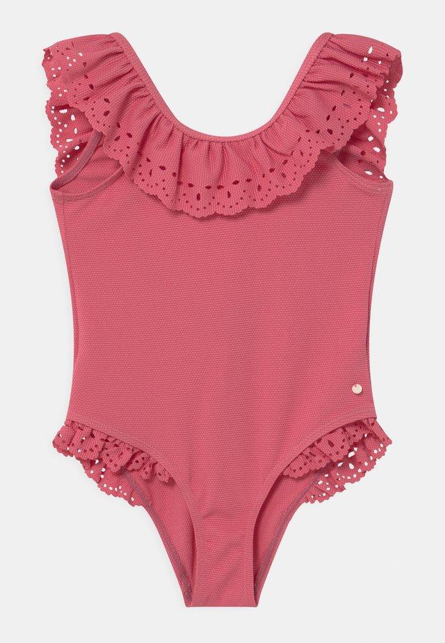 MAILLOT DE BAIN - Swimsuit - rose fluo
