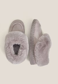 OYSHO - Snowboots  - grey - 1