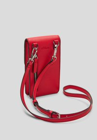 s.Oliver - Across body bag - red - 5