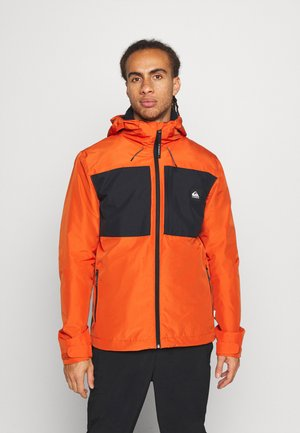 LIZARD HEAD - Outdoor jacket - burnt ochre
