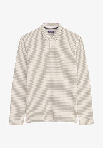 REGULAR IN GARMENT DYE QUALITÄT - Polo shirt - multi/puritan
