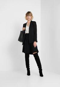 By Malene Birger - LEELA - A-line skirt - black - 1