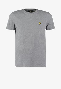 Lyle & Scott - T-shirt - bas - mid grey marl - 4
