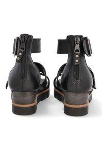 MJUS - Platform sandals - nero - 3