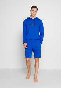 Calvin Klein Underwear - SLEEP SHORT - Pantalón de pijama - blue - 1