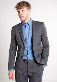 Next - TEXTURED - Blazer jacket - grey - 0