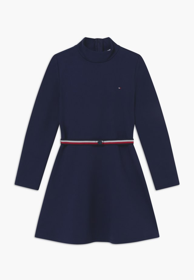 ESSENTIAL SKATER - Jerseykleid - blue