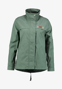 Roxy - FREEDOM FALL - Summer jacket - duck green - 5