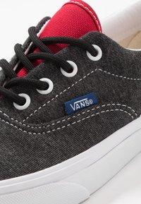 Vans - ERA 59 - Skate shoes - black/true white - 6