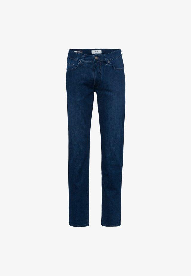 STYLE CADIZ - Jeans straight leg - blue black