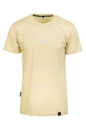SEBASTIAN - T-shirt print - beige