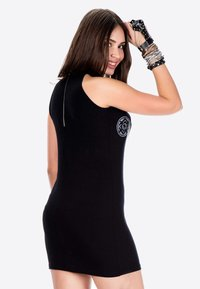 Cipo & Baxx - Shift dress - black - 2