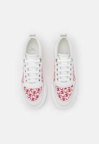 MCM - SKYWARD PLATFORM - Sneakersy niskie - white - 4