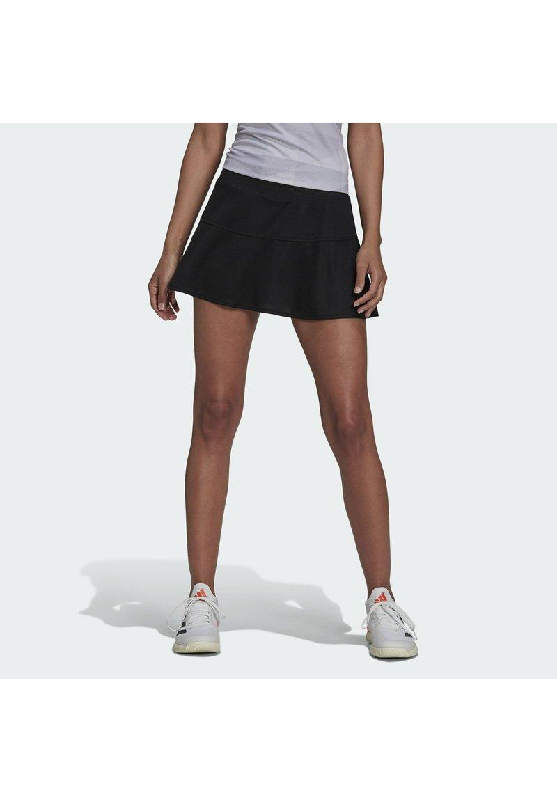adidas Performance - Falda de deporte - black
