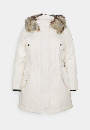 CARIRENA COAT - Abrigo de invierno - eggnog